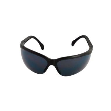 Защитни очила, черна рамка / матови стъкла, EN 166