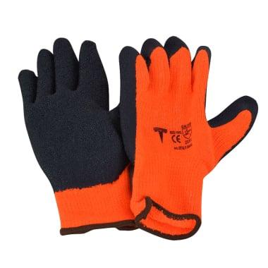 Работни ръкавици, зимни, Latex, N 10 / XL