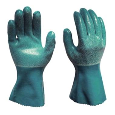 Работни ръкавици, нитрил, 10 / XL