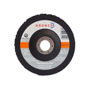 Почистваща шайба за ъглошлайф, DRONCO, ф 125 x 22.23 мм