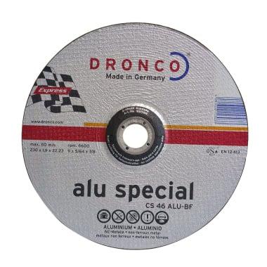 Диск за рязане на алуминий DRONCO Special CS46ALU, Ф 230 x 1.9 х 22.23 мм