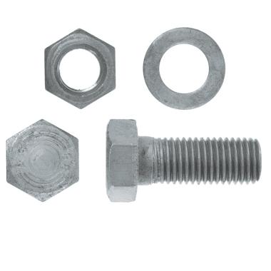 Високоякостен крепеж за метални конструкции