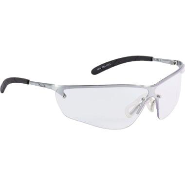 Защитни очила BOLLE SILIUM, прозрачни, метални рамки, UVA / UVB