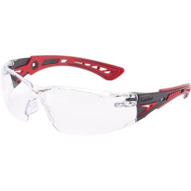 Защитни очила BOLLE RUSH+, прозрачни, химическа защита, EN 166