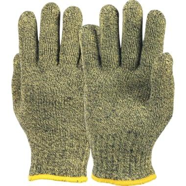 Ръкавици топлозащитни HONEYWELL, противосрезни, жълто - черни, N 9