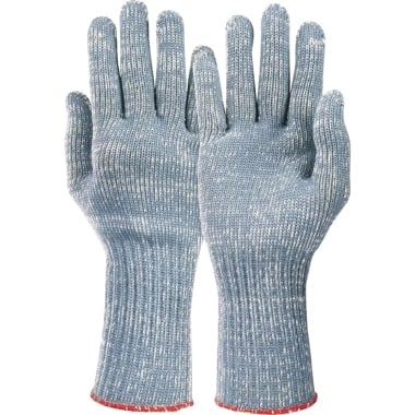 Ръкавици топлозащитни HONEYWELL, противосрезни, сиви, N 8