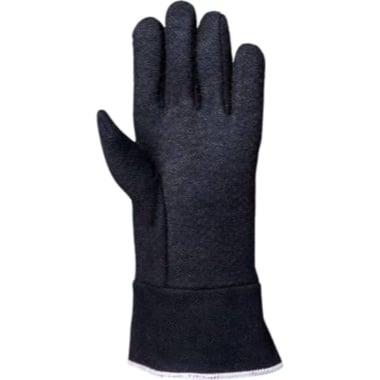 Ръкавици топлозащитни SHOWA, руно с неопрен, черни, 355 мм