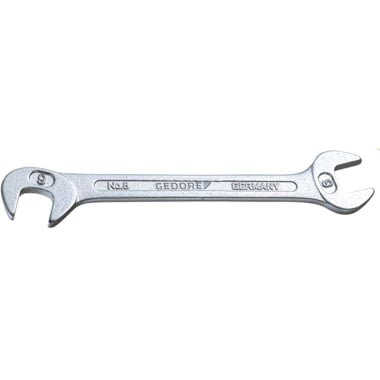 Гаечен ключ, малък, GEDORE, CrV, SW 8 x 96 мм