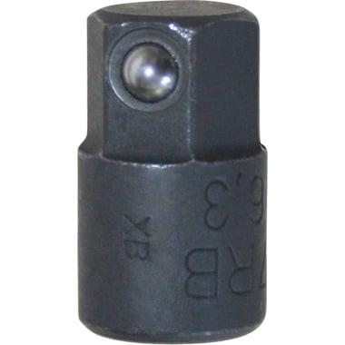 """Адаптор за ключ тресчотъчен 10 мм към бит 1/4"""", GEDORE"""