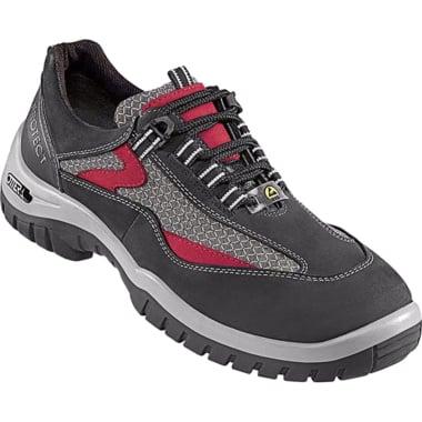 Работни обувки Honeywell, ниски, набукова кожа, S2, N 48