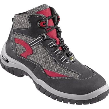 Работни обувки Honeywell, високи, набукова кожа, S2, N 42