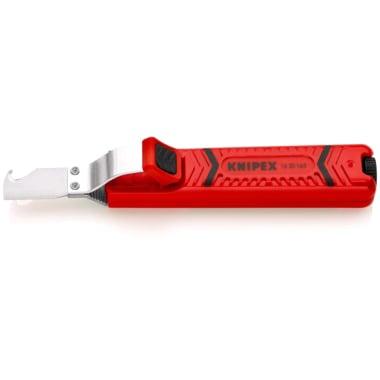 Нож за заголване на кабели с кука Knipex, Ø 8 - 28 мм