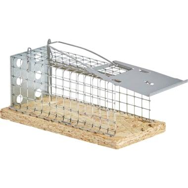 Капан за мишки Deufa, телена клетка, LUNA, 1 вход