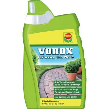 Препарат за премахване на плесен Compo, VOROX, концентрат, 500 ml