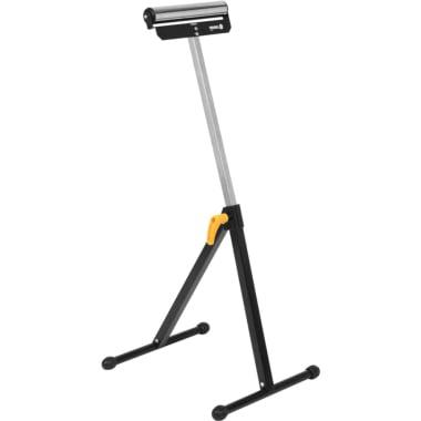 Телескопична работна стойка с ролка, VOREL, 60 кг, 68 - 105 см