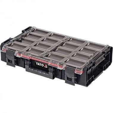Кутия органайзер XL YATO, 585 х 387 х 131 мм
