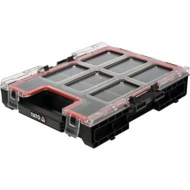 Кутия органайзер M YATO, 263 х 363 х 77 мм