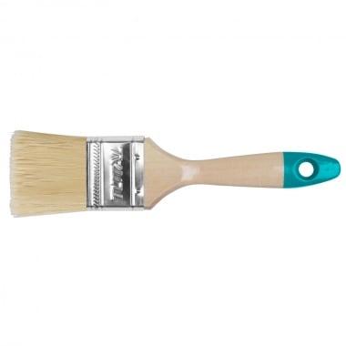 Четка бояджийска с дървена дръжка TOTAL