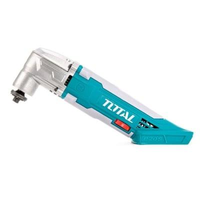 Акумулаторен мултифункционален инструмент TOTAL, 20 V, без батерия