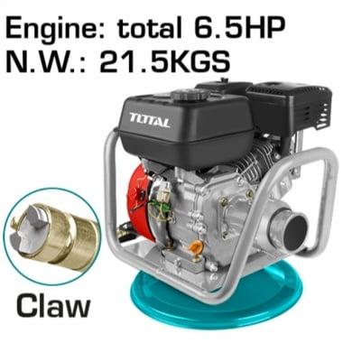 Бензинов вибратор за бетон TOTAL, 4.8 kW