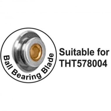 Ролка за резачка за плочки TOTAL Industrial, 22 х 10.5 х 2 мм