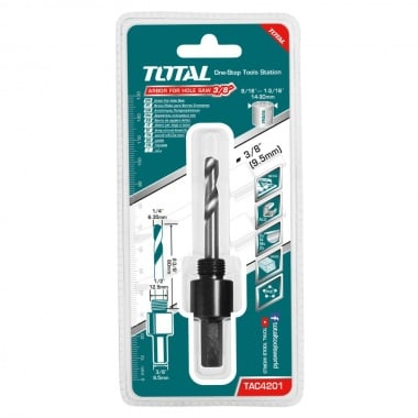 Държач за цилиндрична ножовка TOTAL