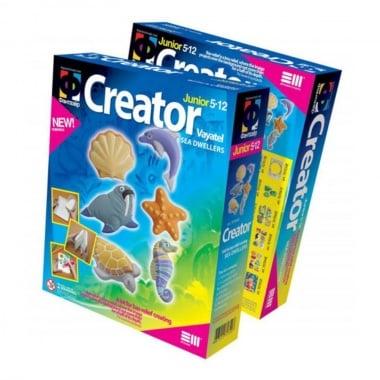 Креативен комплект за създаване на гипсова отливка Creator «Circus»