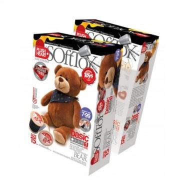 Креативен комплект уший си сам играчка PLUSH HEART «Bear»