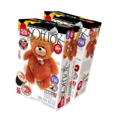 Креативен комплект уший си сам играчка PLUSH HEART «Bruin bear»
