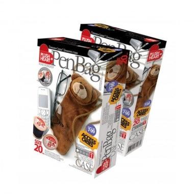 Креативен комплект уший си сам играчка PLUSH HEART «Case bear»