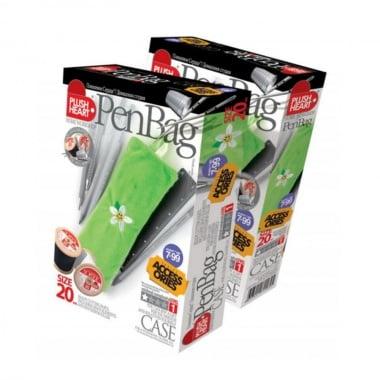 Креативен комплект уший си сам играчка PLUSH HEART «Green case»