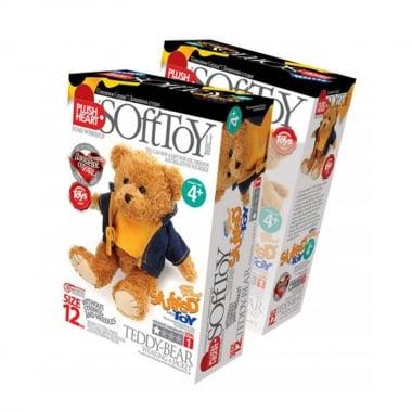 Креативен комплект уший си сам играчка PLUSH HEART «Teddy bear»