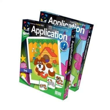 Креативен комплект Application «Dog»