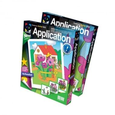 Креативен комплект Application «My flowerbed»