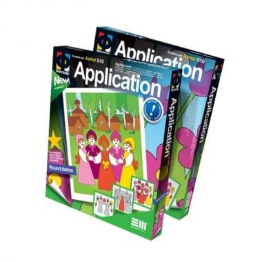 Креативен комплект Application «Round dance»