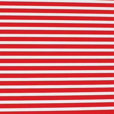 Варио картон, 300 g/m2, 50 x 70 cm, 1л, бял в червено райе