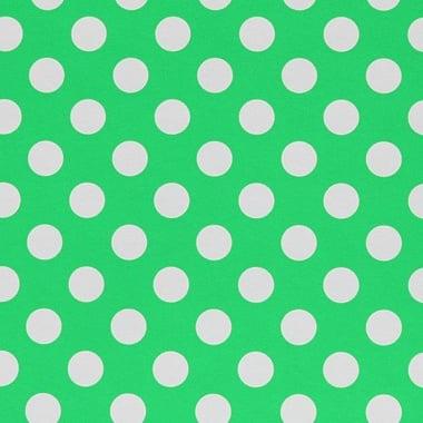 Варио картон, 300 g/m2, 50 x 70 cm, 1л, бял/зелен на точки