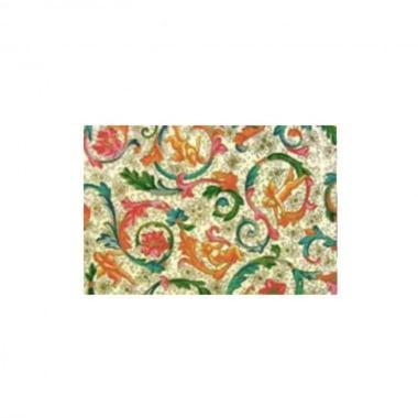 Декупажна хартия с мотиви, 85 g/m2, 50 x 70 cm, 1л, Ангелски орнаменти