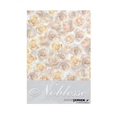"""Картон паспарту """"Бели рози"""", 200 g/m2, А4, 5л в пакет, бял"""