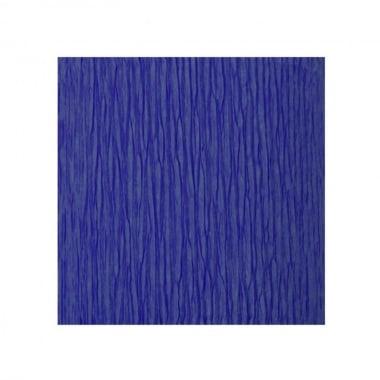 Креп хартия усилена, 130 g/m2, 50 x 250 cm, 1 ролка, ултрамарин