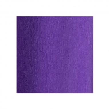 Креп хартия, 35 g/m2, 50 x 250 cm, 1 ролка, виолетов