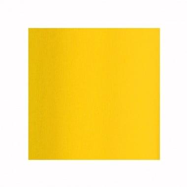 Креп хартия, 35 g/m2, 50 x 250 cm, 1 ролка, лимонено жълт