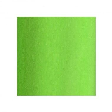 Креп хартия, 35 g/m2, 50 x 250 cm, 1 ролка, майско зелен