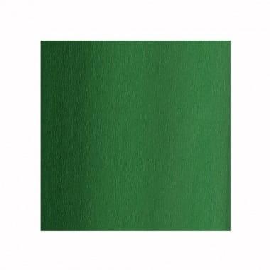 Креп хартия, 35 g/m2, 50 x 250 cm, 1 ролка, мъхово зелен