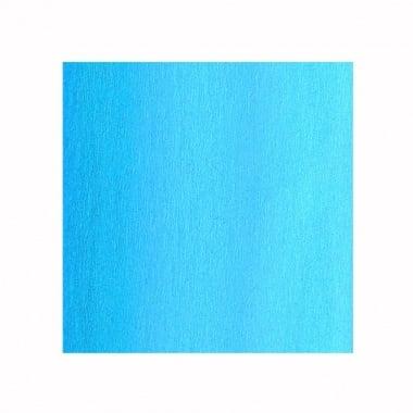 Креп хартия, 35 g/m2, 50 x 250 cm, 1 ролка, небесносин