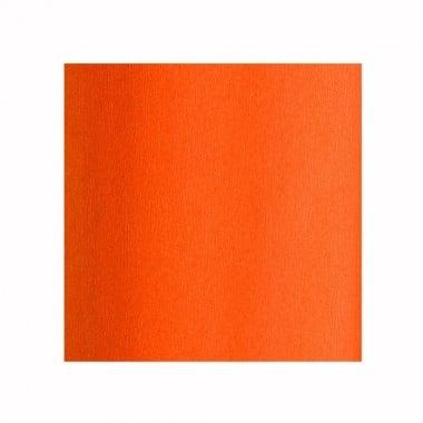 Креп хартия, 35 g/m2, 50 x 250 cm, 1 ролка, оранжев