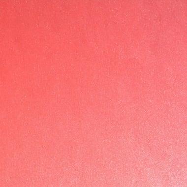 Перлен картон, 250 g/m2, 50 x 70 cm, 1л, червен