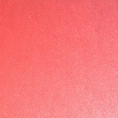 Перлен картон, 250 g/m2, A4, 5л в пакет, червен