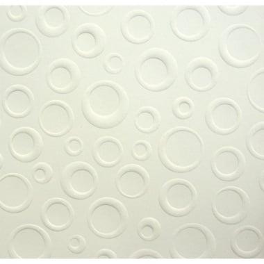 Преге картон, арабески, 220 g/m2, 50 x 70 cm, 1л, старинно бял