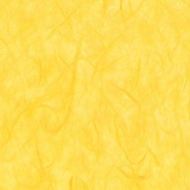 Тишу хартия с влакна, 25 g/m2, 50 x 70 cm, 1л, слънчевожълта